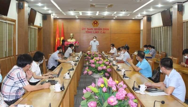Lào Cai: Triển khai các biện pháp cấp bách phòng, chống dịch Covid-19 - Ảnh 1.