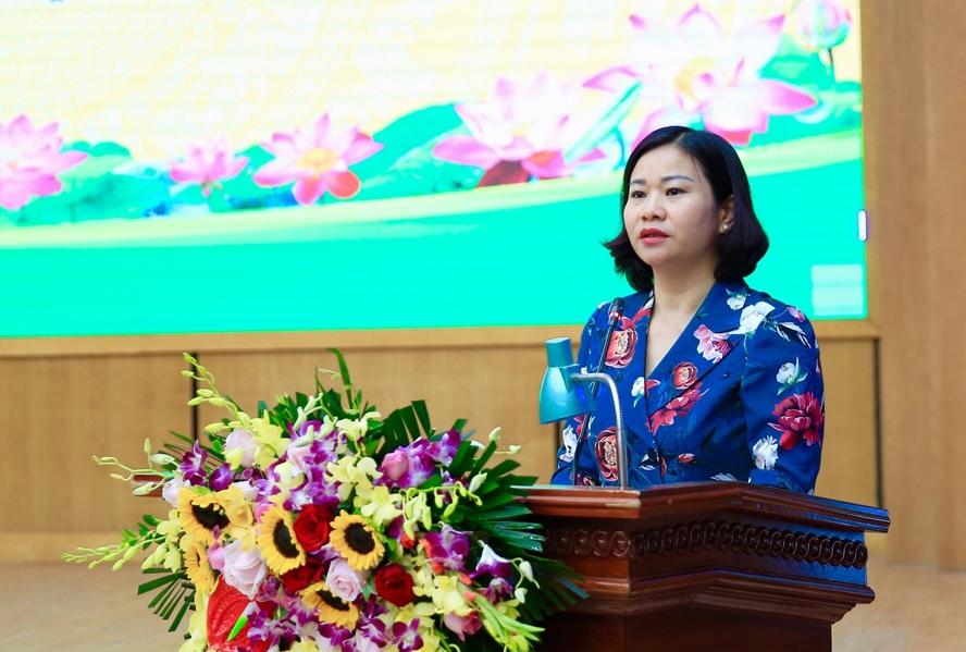 Ông Nguyễn Công Thành tái đắc cử chức danh Chủ tịch HĐND quận Ba Đình - Ảnh 1.