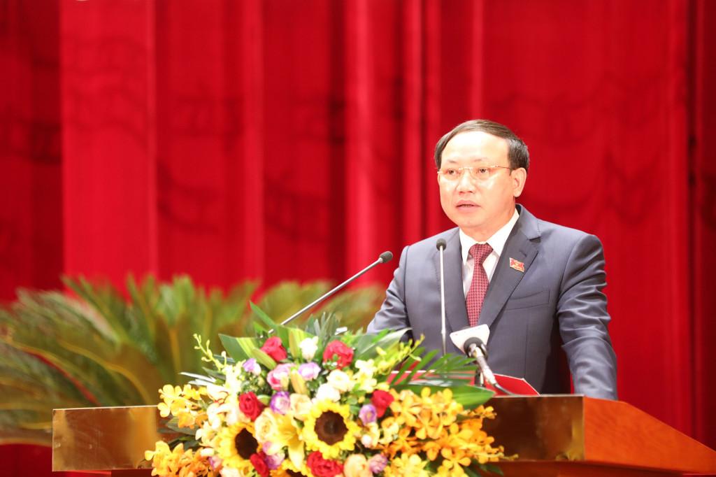 Ông Nguyễn Xuân Ký tái đắc cử Chủ tịch HĐND tỉnh Quảng Ninh - Ảnh 1.