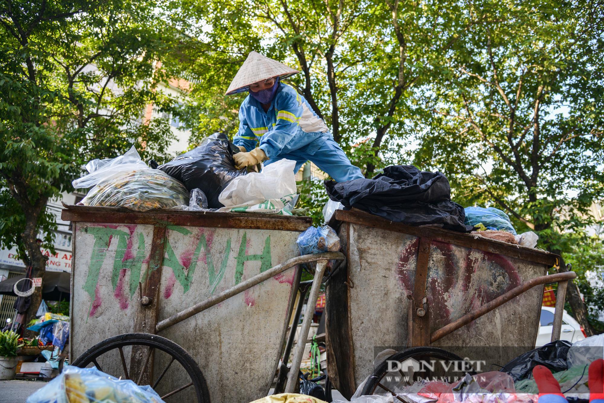 Công nhân môi trường vì nợ lương người lượm ve chai, người đi vay lãi lo con ăn học - Ảnh 3.