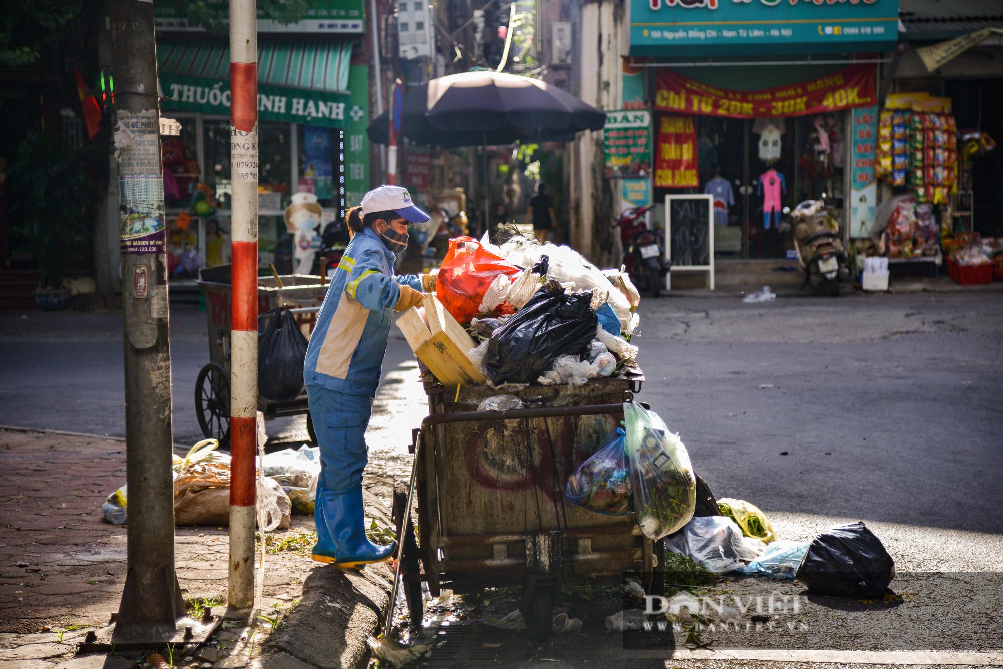 Công nhân môi trường vì nợ lương người lượm ve chai, người đi vay lãi lo con ăn học - Ảnh 4.