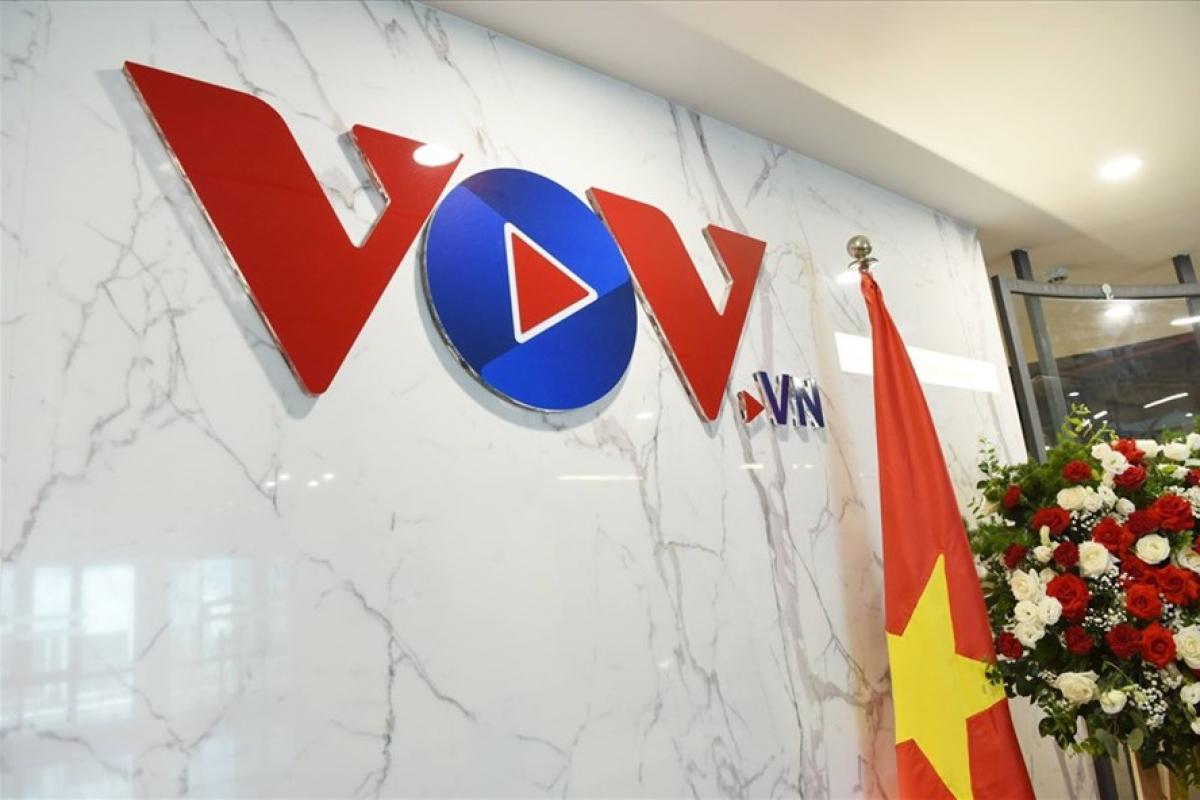 Nhóm người tấn công báo điện tử VOV bị công an triệu tập - Ảnh 1.