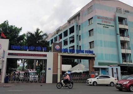 TP.HCM: Nam điều dưỡng Bệnh viện Trưng Vương dương tính SARS-CoV-2 - Ảnh 1.