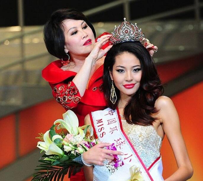 La Tử Lâm: Hoa hậu tự chôn vùi sự nghiệp vì phản thầy, giật bồ - Ảnh 1.