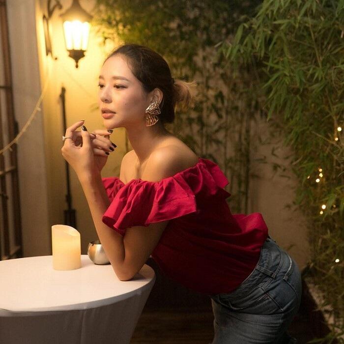 La Tử Lâm: Hoa hậu tự chôn vùi sự nghiệp vì phản thầy, giật bồ - Ảnh 14.