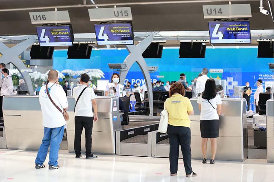Thái Lan: Mở cửa du lịch quốc tế vào tháng 10 nhờ điều này - Ảnh 1.