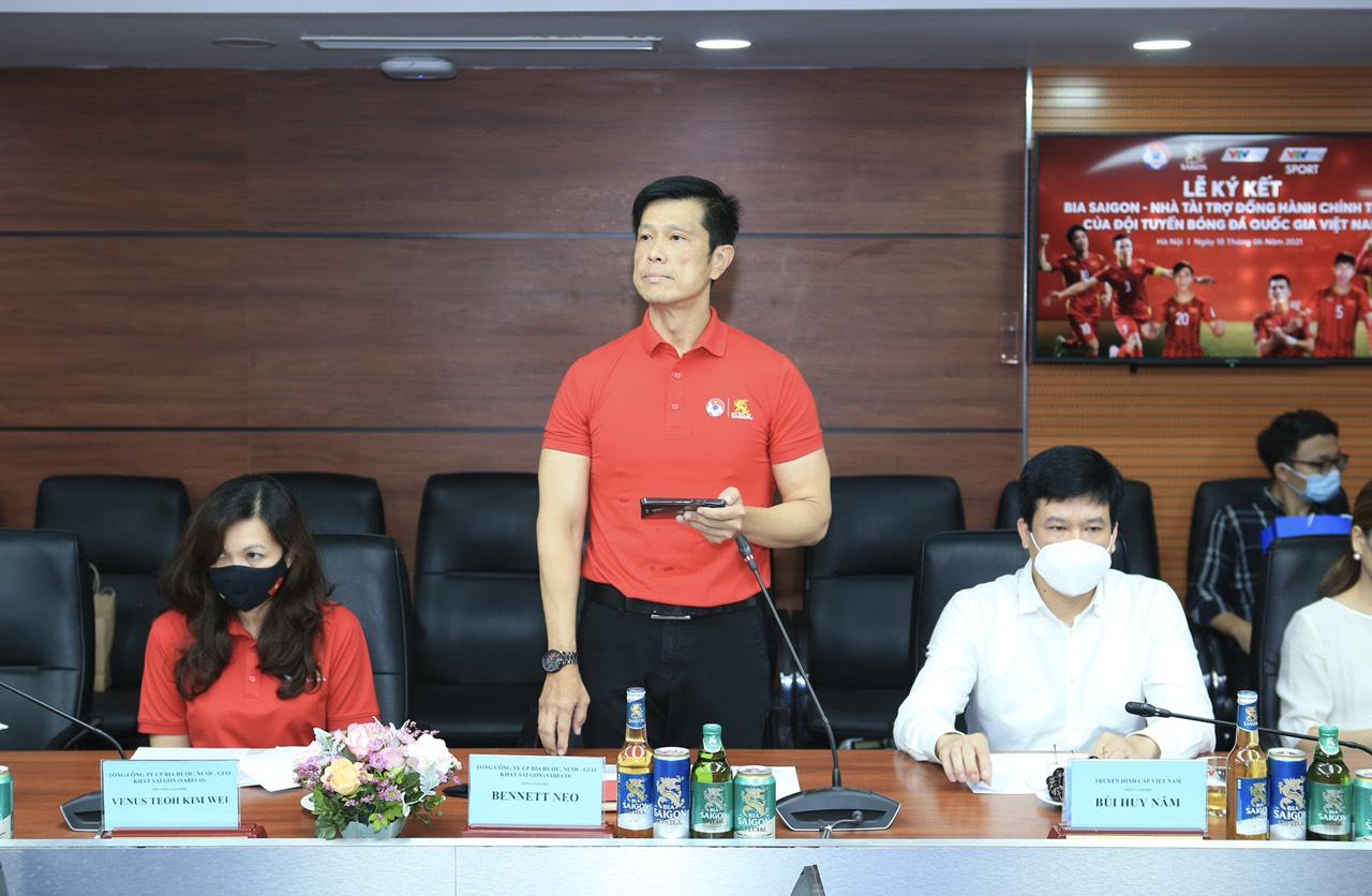 Sau kỳ tích UAE, ĐT Việt Nam có thêm tài trợ - Ảnh 2.