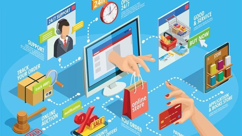 Từ 1/8, chủ shop trên Shopee, Lazada, Tiki… sẽ bị khấu trừ thuế trên doanh thu, sàn TMĐT phải cung cấp thông tin người bán cho cơ quan thuế - Ảnh 2.