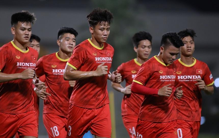 """ĐT Việt Nam gặp khó về lịch thi đấu, VFF quyết định """"đánh đổi"""" V.League? - Ảnh 1."""
