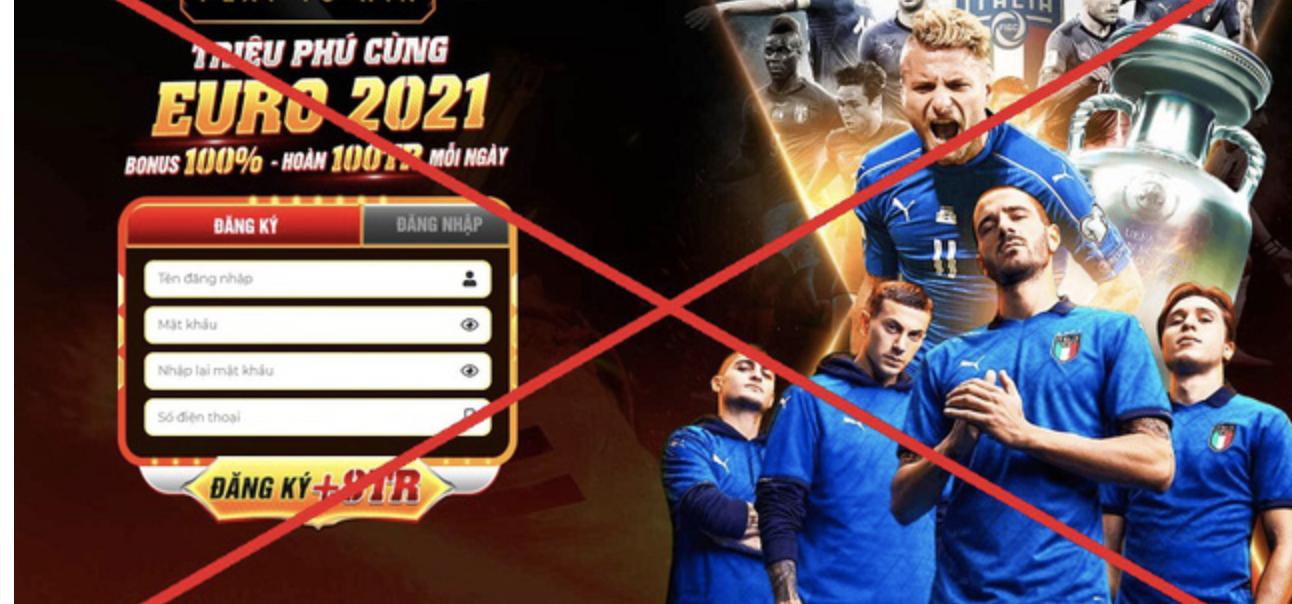 """Vấn nạn cá cược bóng đá online mùa EURO: """"Ma trận"""" tinh vi - Ảnh 1."""