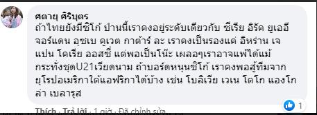 """""""ĐT Thái Lan giờ chắc gì đã thắng nổi U21 Việt Nam"""" - Ảnh 2."""
