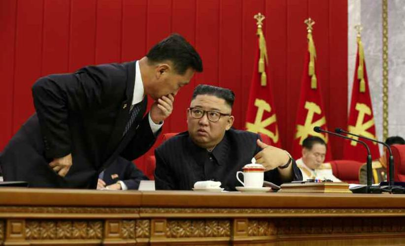Triều Tiên lần đầu tiên tặng tiền cho một quốc gia khác sau 16 năm - Ảnh 1.