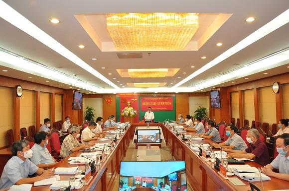 Tỉnh ủy Bình Dương xin lỗi Nhân dân trước sai phạm, thái độ của tổ chức Đảng, đảng viên trước kỷ luật - Ảnh 1.