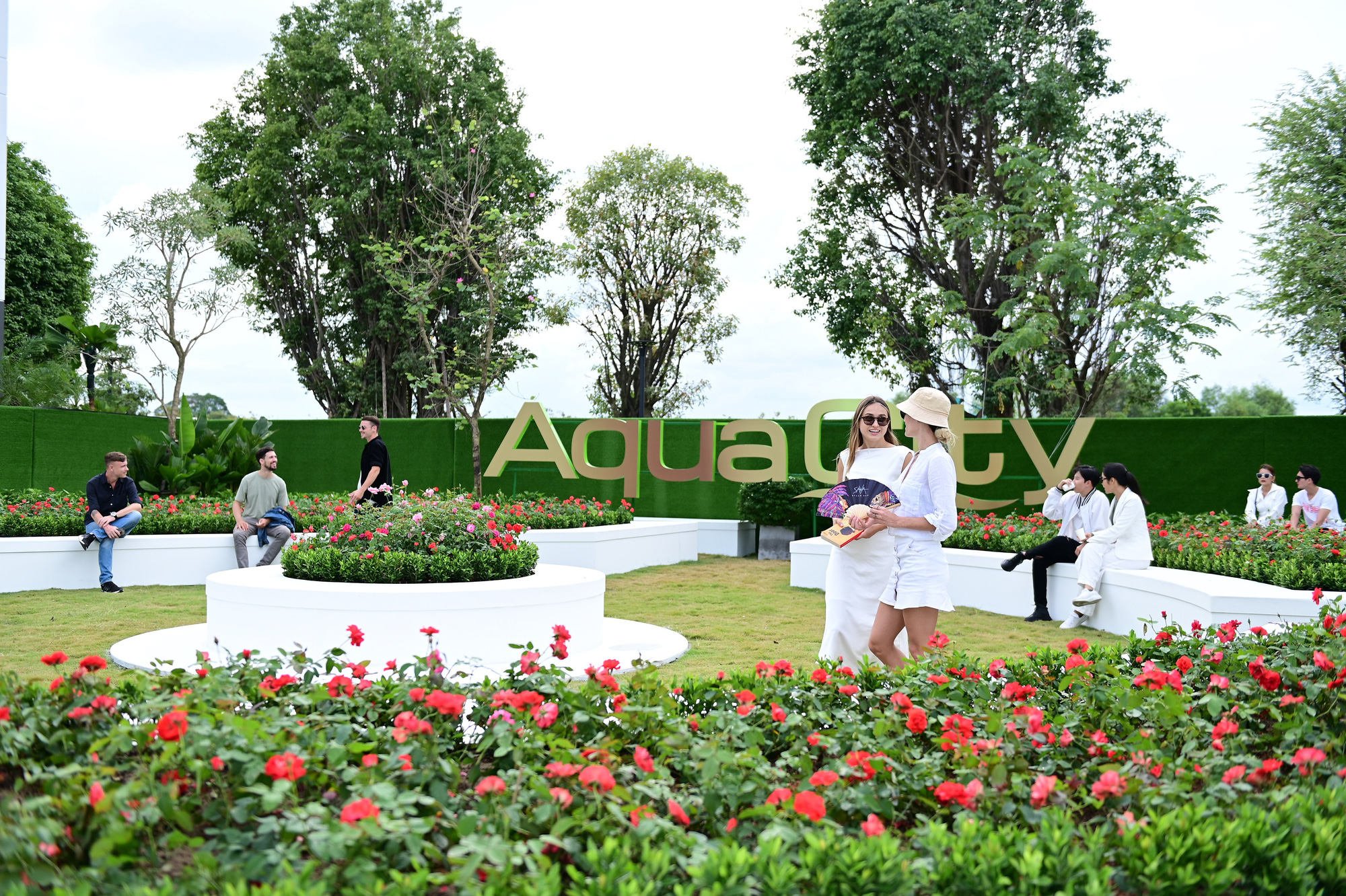 Aqua City: Xứng tầm không gian sống 'tất cả trong một' - Ảnh 2.