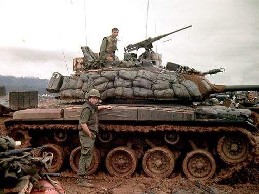Mỹ thất bại với bao nhiêu loại xe tăng trong Chiến tranh Việt Nam? - Ảnh 3.