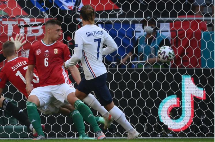 Kết quả, BXH EURO 2020 ngày 19/6: Dứt điểm kém, Pháp hòa chật vật trước Hungary - Ảnh 3.