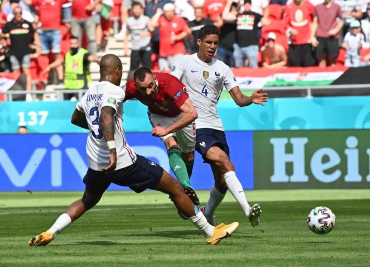 Kết quả, BXH EURO 2020 ngày 19/6: Dứt điểm kém, Pháp hòa chật vật trước Hungary - Ảnh 2.
