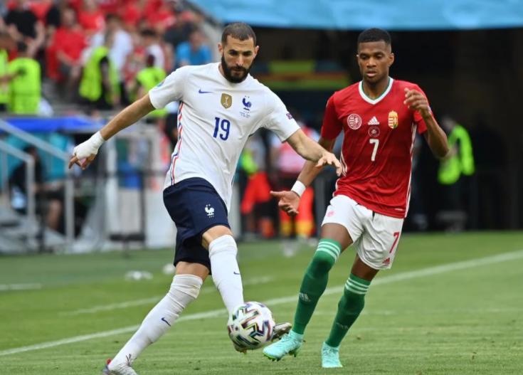 Kết quả, BXH EURO 2020 ngày 19/6: Dứt điểm kém, Pháp hòa chật vật trước Hungary - Ảnh 1.