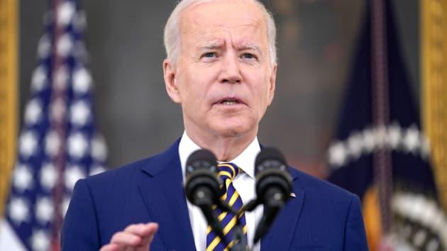 Biden cảnh báo sốc về biến thể Delta-covid cực nguy hiểm với người trẻ tuổi - Ảnh 1.