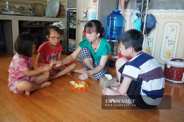 """Bắc Ninh: Cuộc sống gia đình ở """"tâm dịch"""" Mão Điền khi được nới lỏng giãn cách xã hội - Ảnh 1."""
