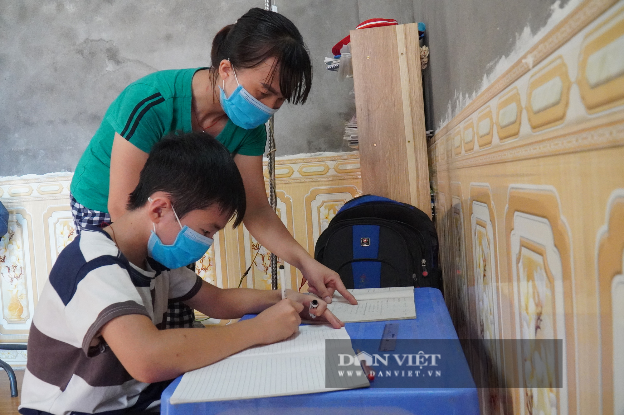 """Bắc Ninh: Cuộc sống gia đình ở """"tâm dịch"""" Mão Điền khi được nới lỏng giãn cách xã hội - Ảnh 4."""
