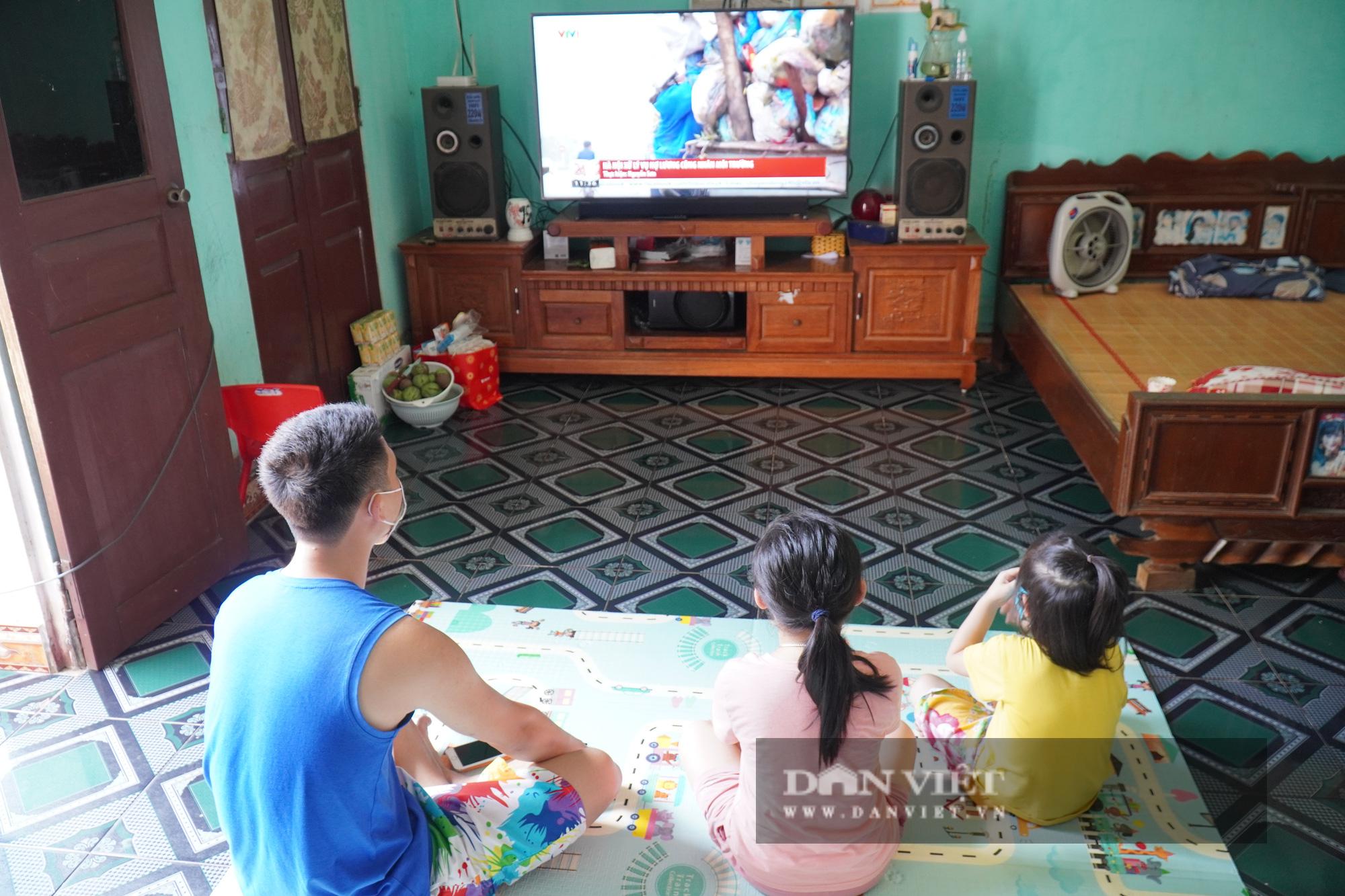 """Bắc Ninh: Sau những """"đảo lộn"""", cuộc sống xum họp gia đình trở lại nơi tâm dịch Mão Điền - Ảnh 6."""