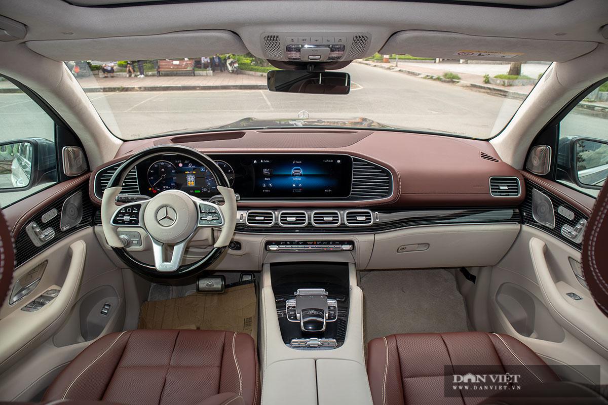 """Đánh giá xe Mercedes-Benz Maybach GLS600 2021: """"Sang, xịn, mịn"""" mọi """"ngóc ngách"""" - Ảnh 5."""
