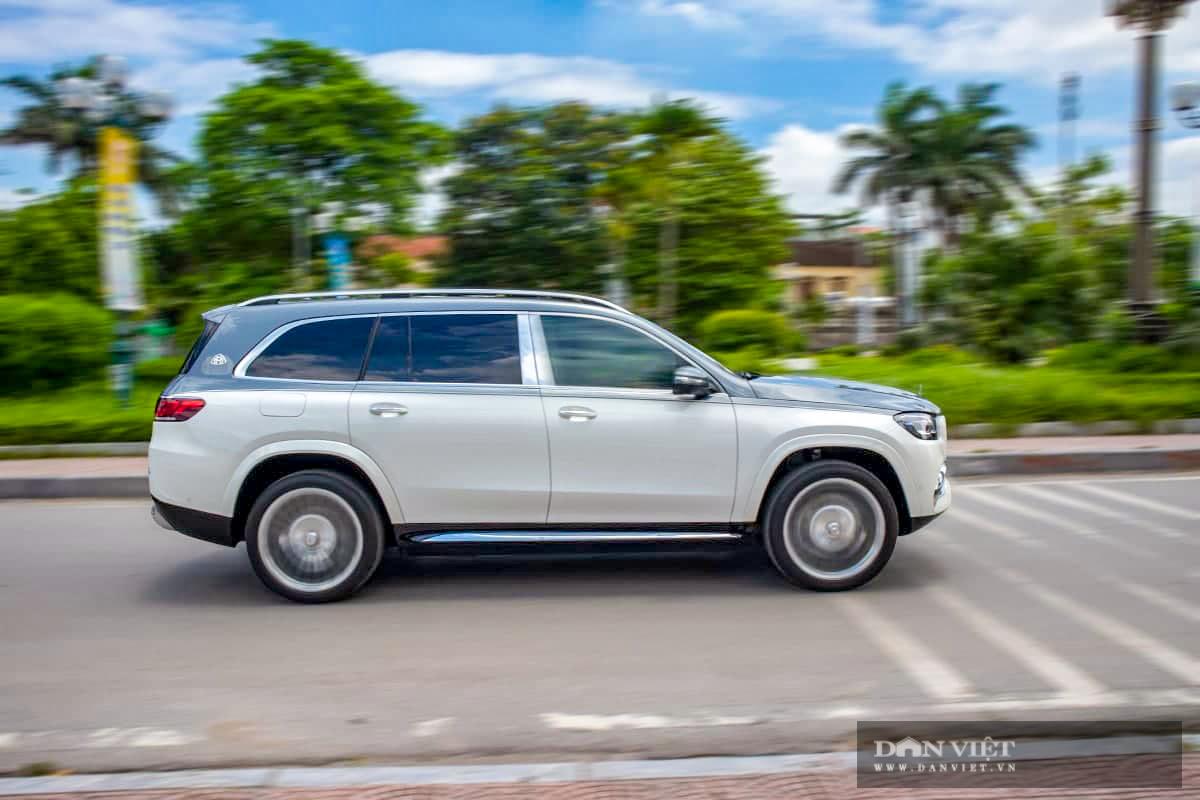 """Đánh giá xe Mercedes-Benz Maybach GLS600 2021: """"Sang, xịn, mịn"""" mọi """"ngóc ngách"""" - Ảnh 10."""