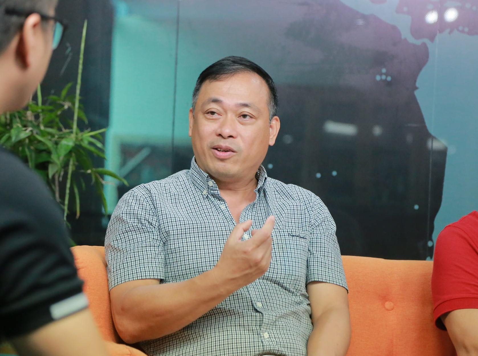 BLV Ngô Quang Tùng nói về sức mạnh khó lường của ĐT Anh - Ảnh 2.