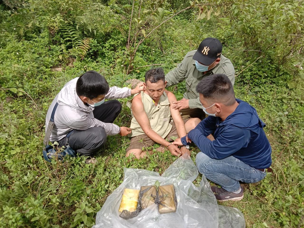 """""""Choáng"""" với hai chuyên án ma túy lớn vừa bị phá trong một ngày tại Điện Biên - Ảnh 1."""