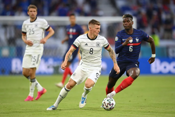 Nhận định tỷ lệ phạt góc Đức vs Bồ Đào Nha (23h00 ngày 19/6) - Ảnh 1.