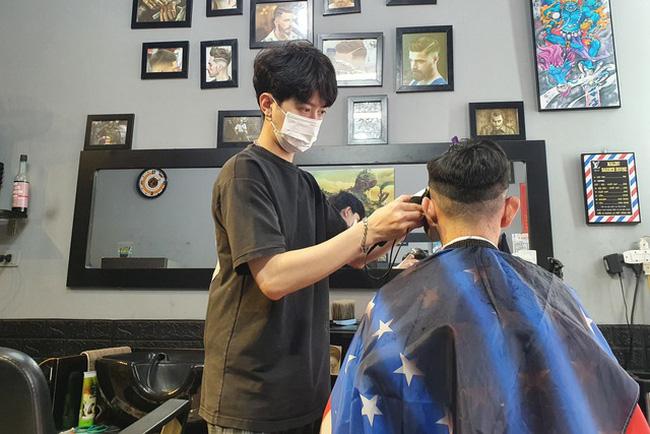 Cắt tóc, gội đầu, giặt là… phải nộp thuế 7%: Hợp lý, nhưng đã hợp tình? - Ảnh 1.
