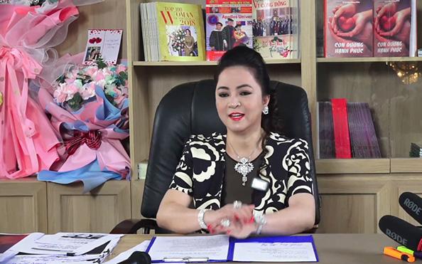 Điều tra vụ bà Nguyễn Phương Hằng tố cáo bị nhiều trang mạng vu khống, làm nhục - Ảnh 1.
