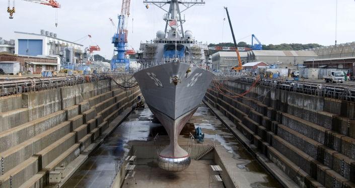 Hải quân Mỹ lên kế hoạch sản xuất hạm đội 355 tàu quân sự - Ảnh 1.