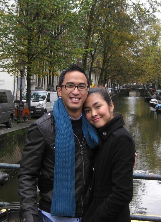Tăng Thanh Hà gây 'sốt' với bộ ảnh hẹn hò cùng ông xã cách đây 12 năm - Ảnh 2.