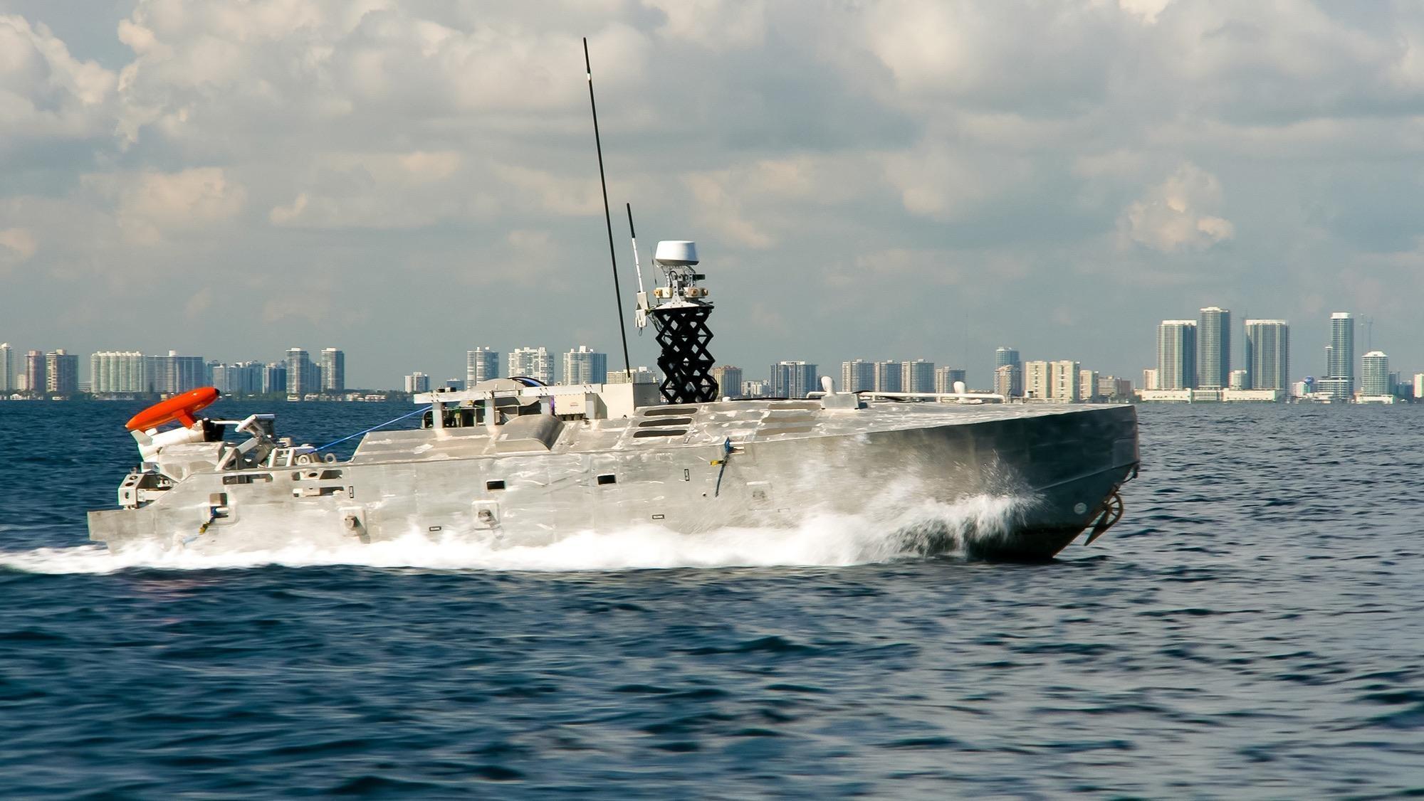 Hải quân Mỹ lên kế hoạch sản xuất hạm đội 355 tàu quân sự - Ảnh 2.