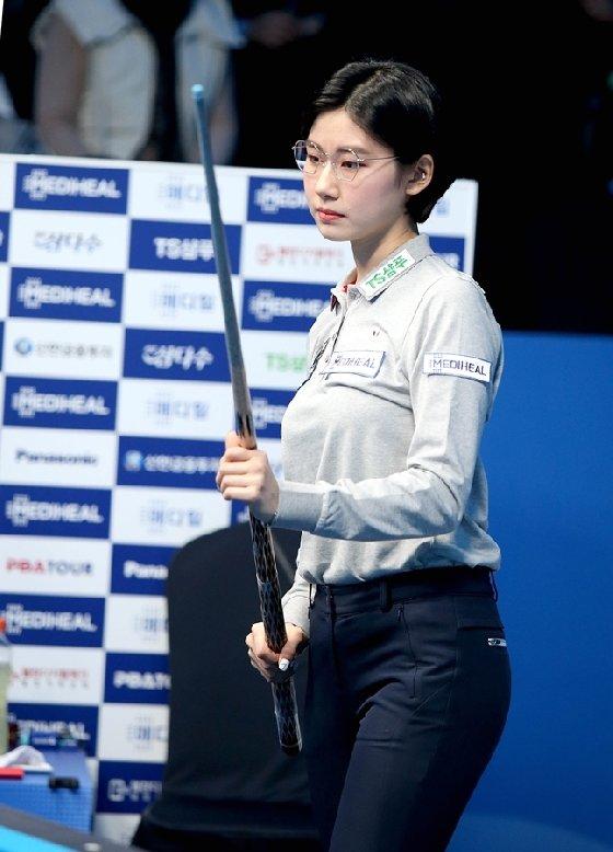 Nữ cơ thủ được mệnh danh thiên thần billiards Hàn Quốc - Ảnh 5.