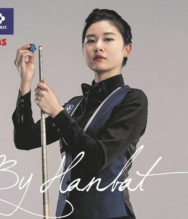 Nữ cơ thủ được mệnh danh thiên thần billiards Hàn Quốc - Ảnh 7.