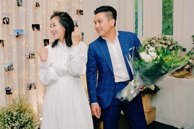 Sao Việt yêu xa, hoãn cưới vì dịch bệnh - Ảnh 6.