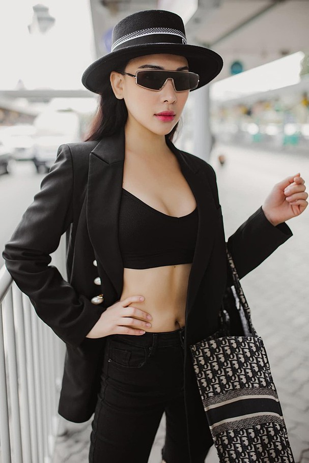 Bạn gái tin đồn của Tiến Linh sexy và giàu có cỡ nào? - Ảnh 5.