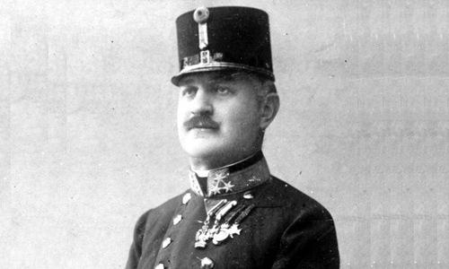 Trùm tình báo Alfed Redl phản bội, đế quốc Áo - Hung tan giã - Ảnh 1.