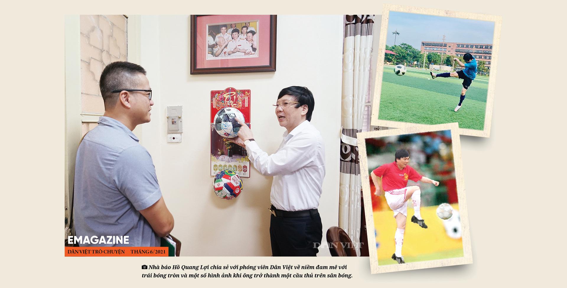 Nhà báo Hồ Quang Lợi: Dù công nghệ thay đổi ra sao, mấu chốt nghề báo vẫn là vì công lý và sự thật - Ảnh 2.