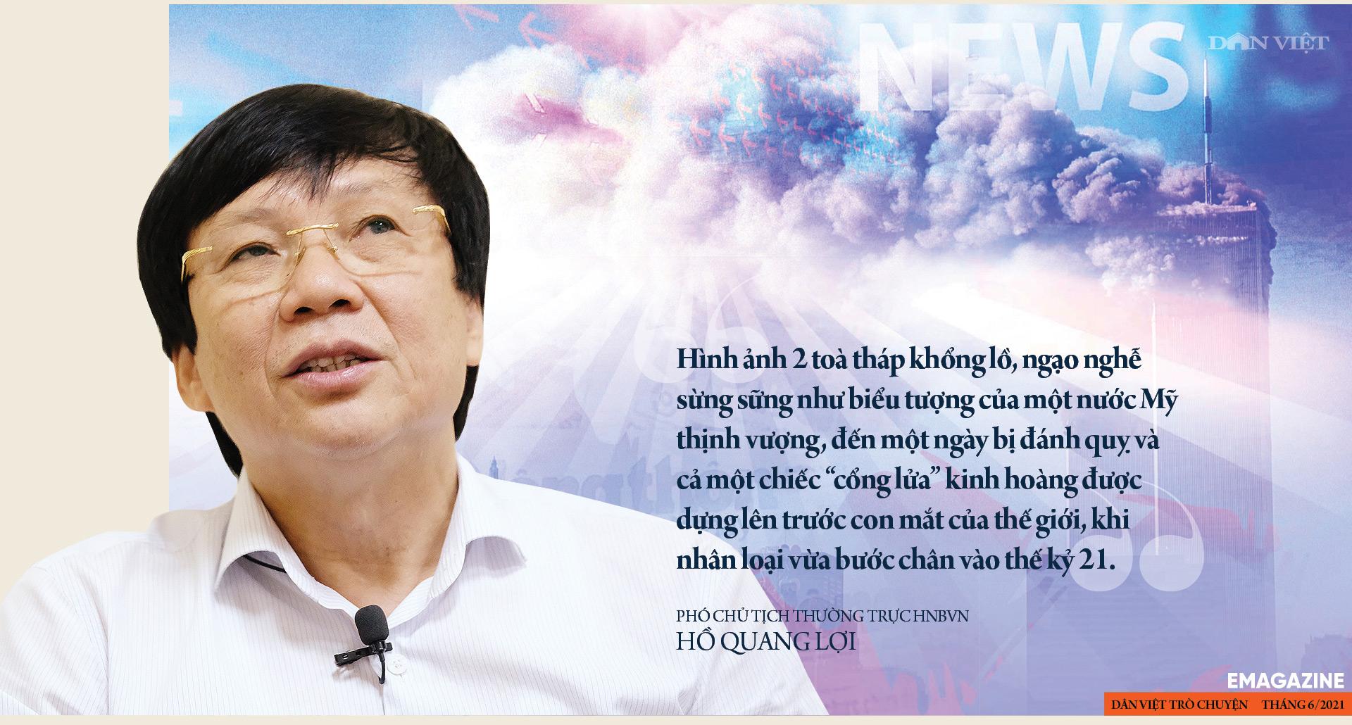 Nhà báo Hồ Quang Lợi: Dù công nghệ thay đổi ra sao, mấu chốt nghề báo vẫn là vì công lý và sự thật - Ảnh 5.