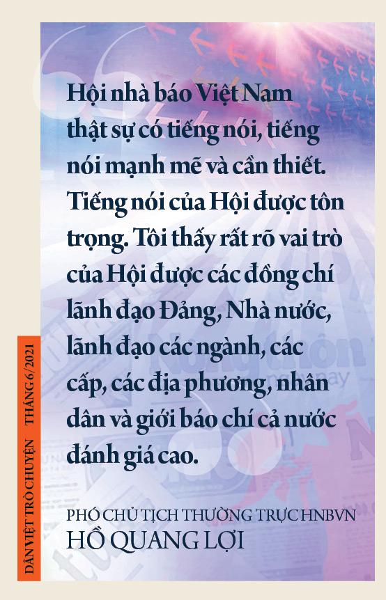 Nhà báo Hồ Quang Lợi: Dù công nghệ thay đổi ra sao, mấu chốt nghề báo vẫn là vì công lý và sự thật - Ảnh 13.