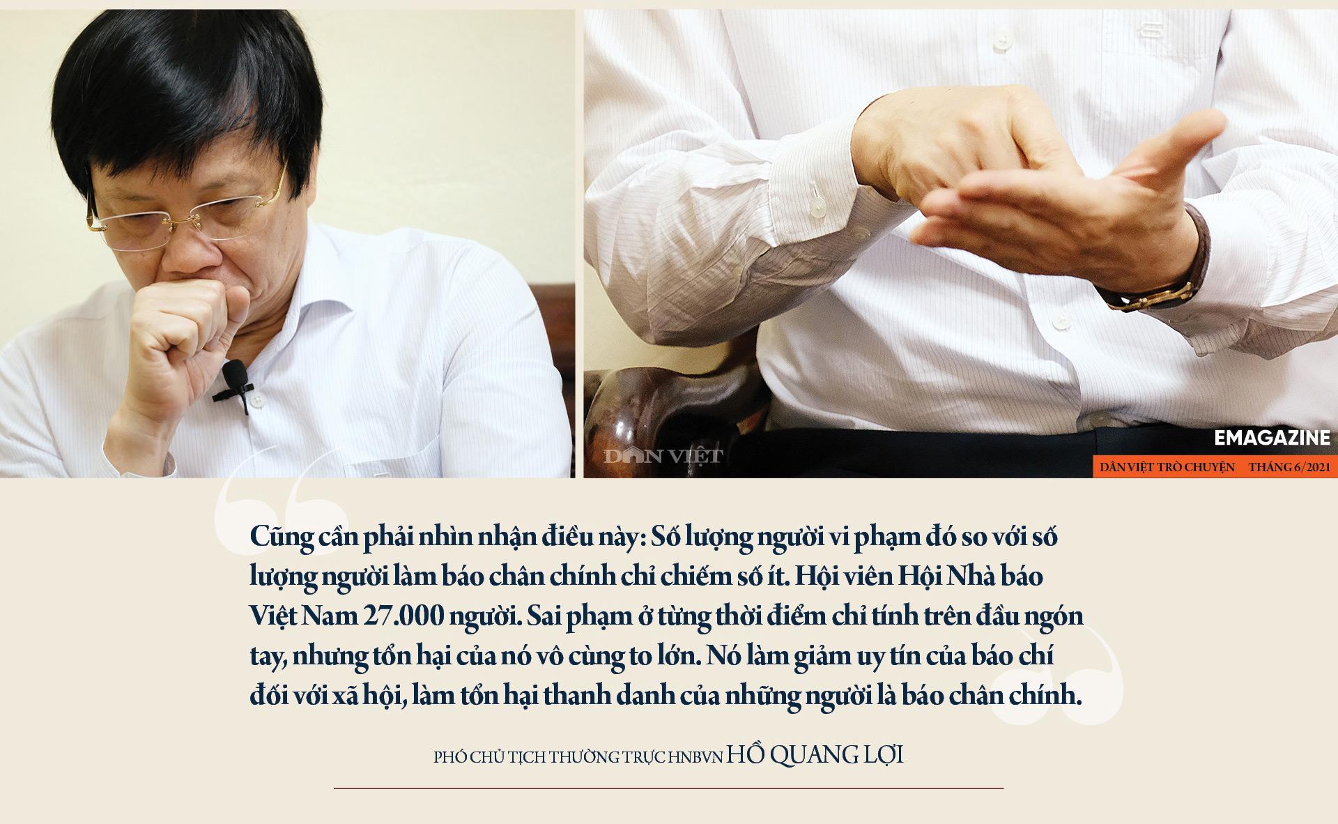 Nhà báo Hồ Quang Lợi: Dù công nghệ thay đổi ra sao, mấu chốt nghề báo vẫn là vì công lý và sự thật - Ảnh 14.