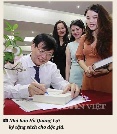 Nhà báo Hồ Quang Lợi: Dù công nghệ thay đổi ra sao, mấu chốt nghề báo vẫn là vì công lý và sự thật - Ảnh 18.