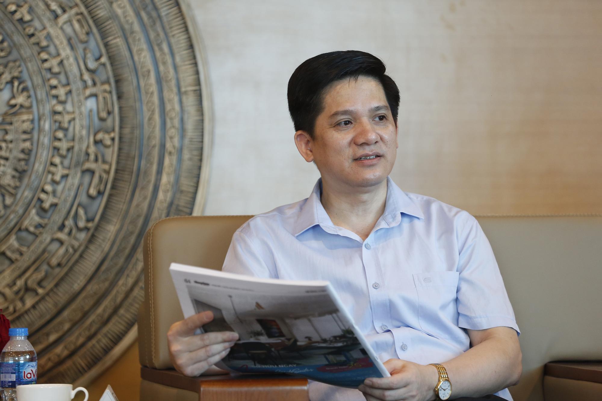 Lãnh đạo Hội Nông dân Việt Nam chúc mừng Báo NTNN/Dân Việt nhân ngày 21/6 - Ảnh 3.