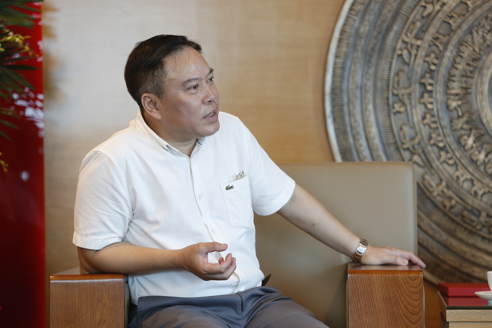 Lãnh đạo Hội Nông dân Việt Nam chúc mừng Báo NTNN/Dân Việt nhân ngày 21/6 - Ảnh 4.
