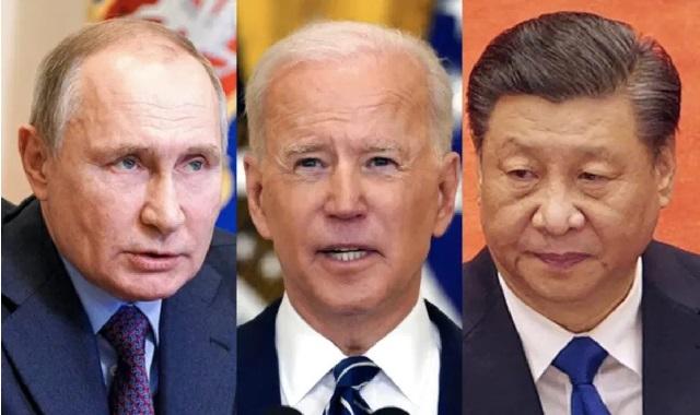 Lý do Mỹ dè chừng Trung Quốc hơn Nga? - Ảnh 1.