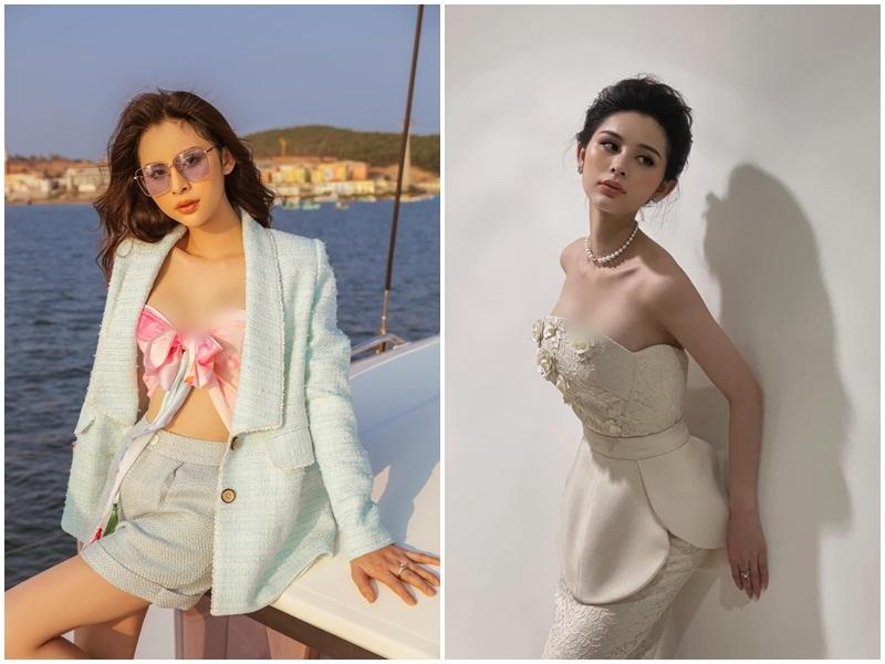 Vẻ đẹp gợi cảm của Á hậu 2 Hoa hậu Chuyển giới Việt Nam 2020 Tường Vi - Ảnh 2.